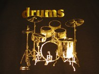 drum kit shirts