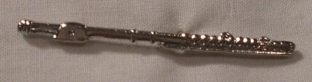 Flute Pin